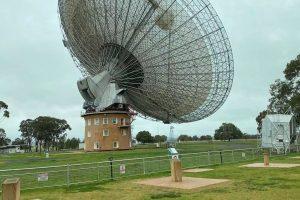 CSIRO Radio Telescope Parkes